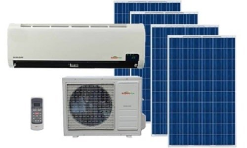 Solar AC Units
